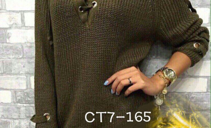 мода свитера