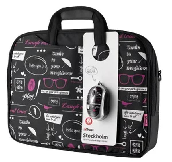 обзор сумки с мышкой для нетбука