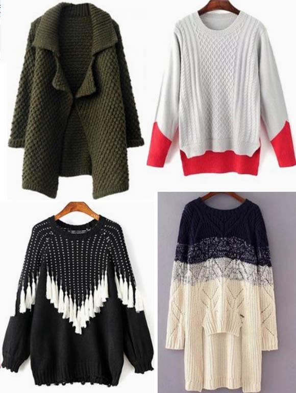 идеи свитеров