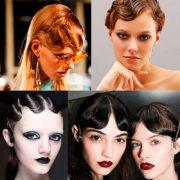 укладка волос мокрый эффект