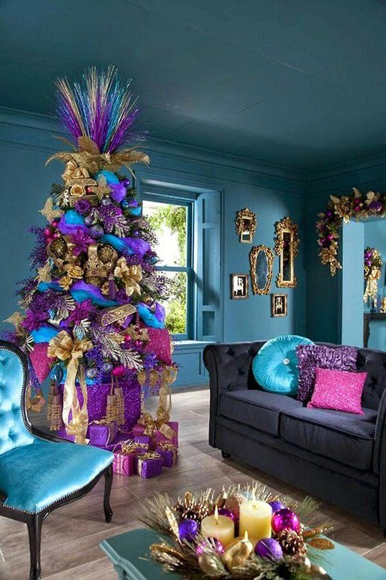 новогодняя елка 2020 декор