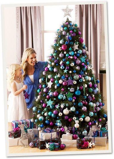 новогодняя красивая елка 2020 декор