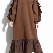 Модные трикотажные платья, в чем их плюсы